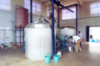 Essential Oil Distillation Plants - Distillation Plant For